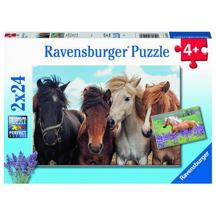 Ravensburger Puzzle - Pferdeliebe