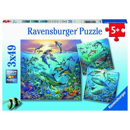Ravensburger Puzzle - Tierwelt des Ozeans