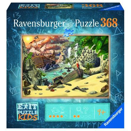 Ravensburger - Das Piratenabenteuer 368 Teile Puzzle