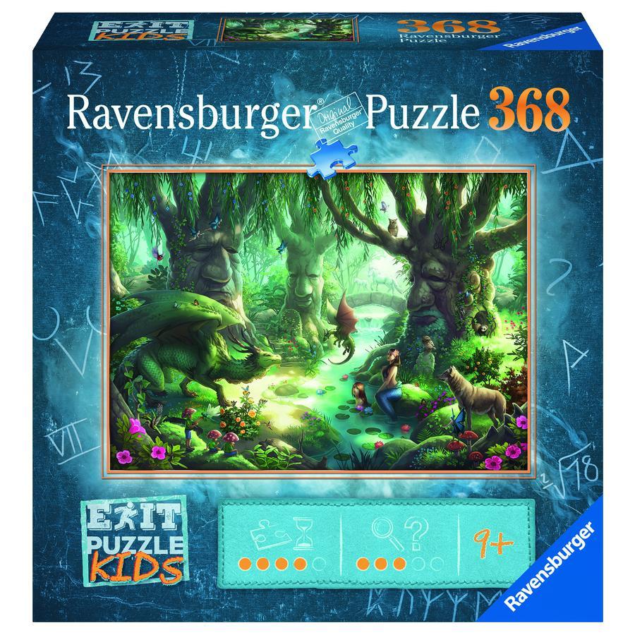 Ravensburger - La foresta magica 368 pezzi Puzzle