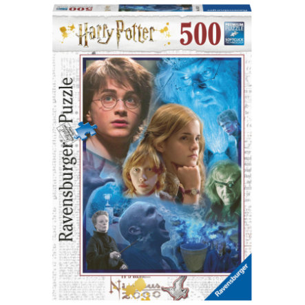 Ravensburger Puzzle Harry Potter in Hogwarts, 500 Teile
