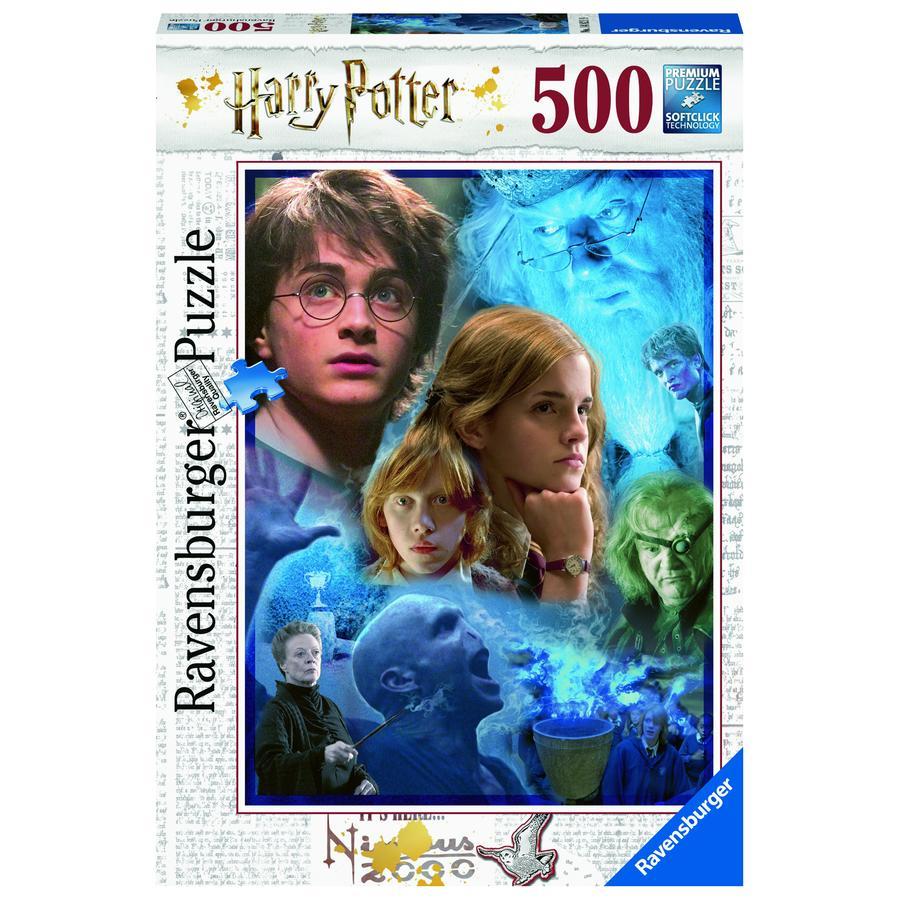 Ravensburger Puzzle Harry Potter v Bradavicích, 500 dílků