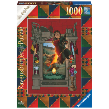Ravensburger Puzzle - Harry Potter 4