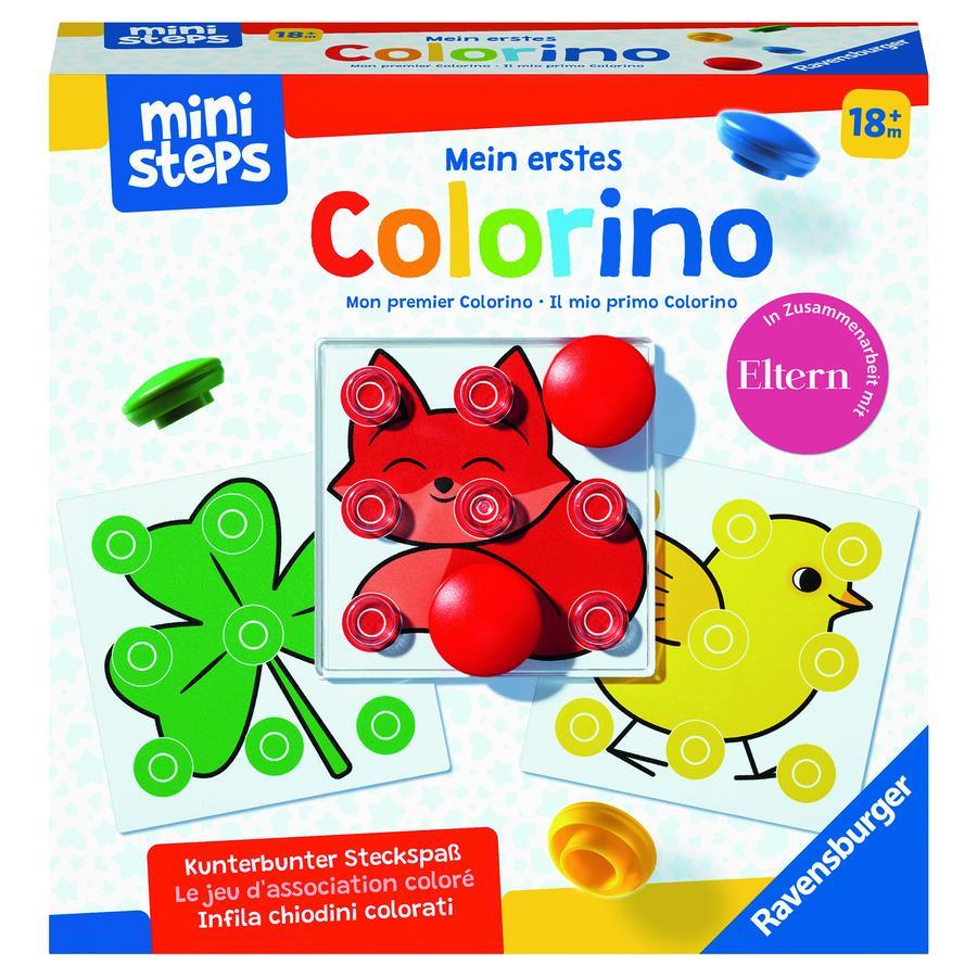 Ravensburger ministeps® Mein erstes Colorino