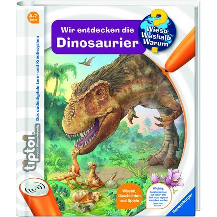 Ravensburger tiptoi® Bd. 24 Wir entdecken die Dinosaurier