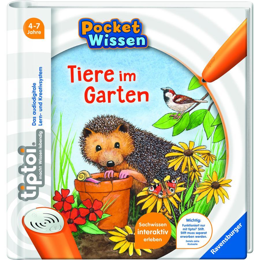 Ravensburger tiptoi® Tiere im Garten