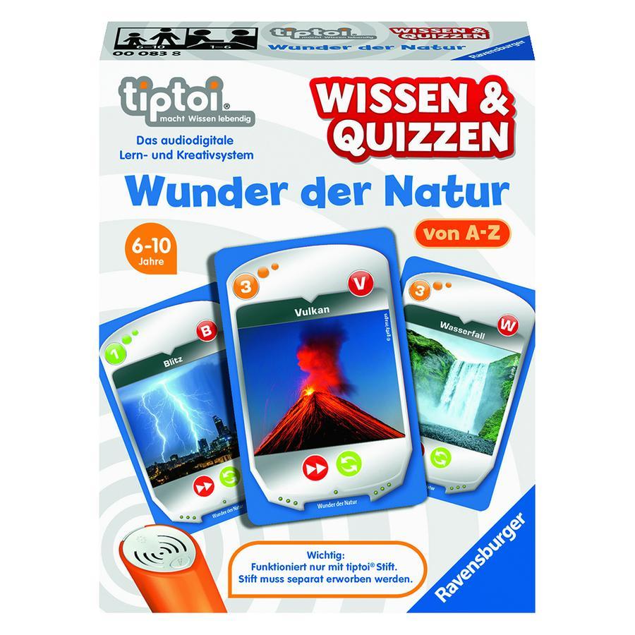 Ravensburger tiptoi® Wunder der Natur 00083