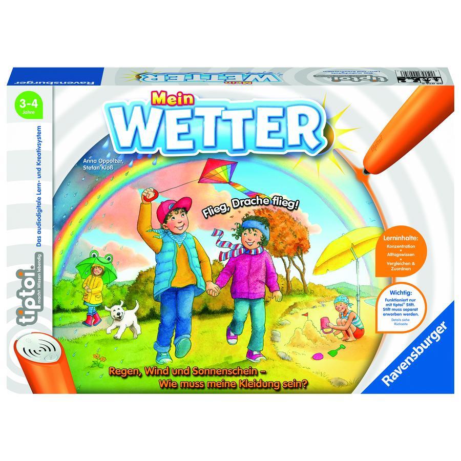 Ravensburger tiptoi® Mein Wetter