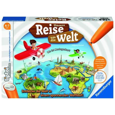 Ravensburger tiptoi® Unsere Reise um die Welt