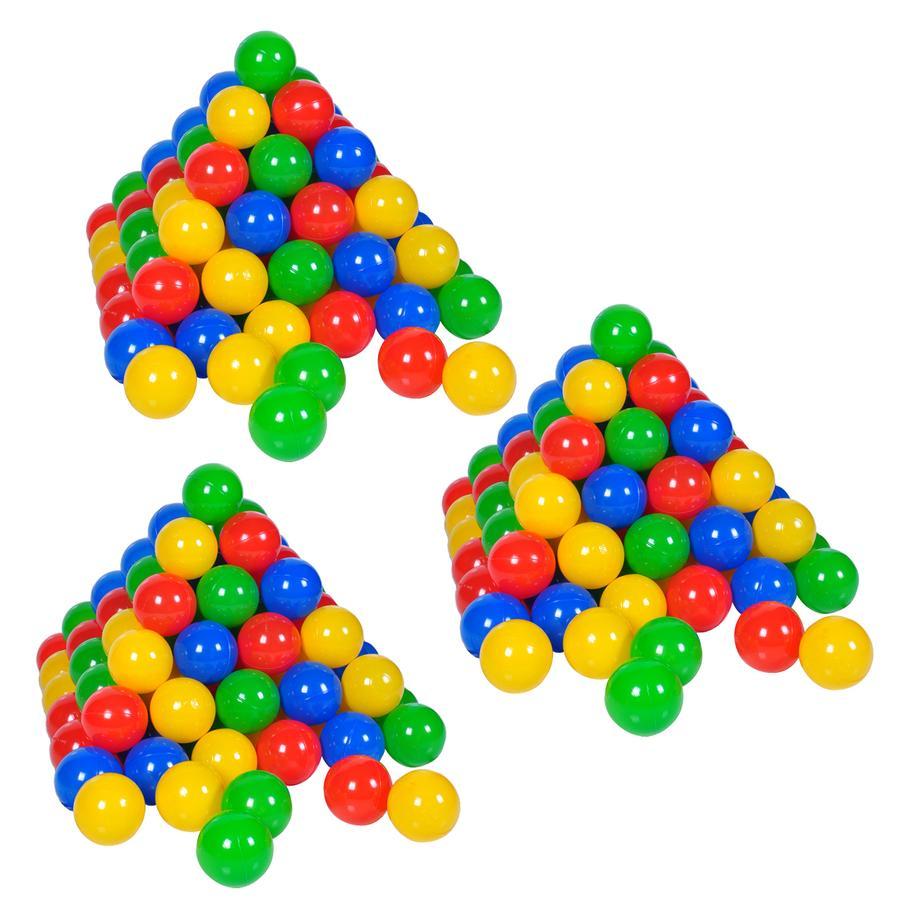 knorr® toys Bälleset 300 Stück, bunt