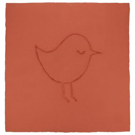 JULIUS ZÖLLNER Tapis d'éveil Terra oiseau terra 120x120 cm