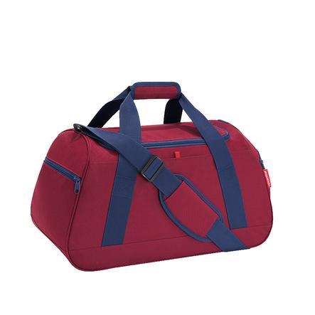 reisenthel ® Sac de sport activitybag dark ruby rouge foncé