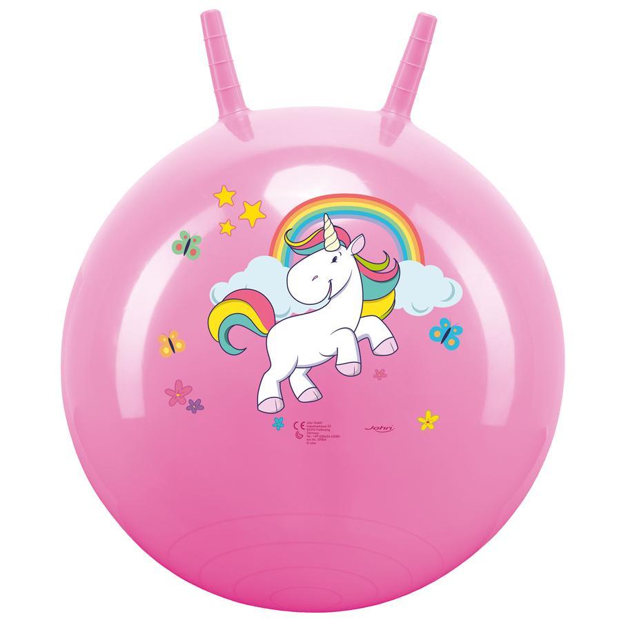 John® Bola saltarina unicornio, 45 - 50 cm