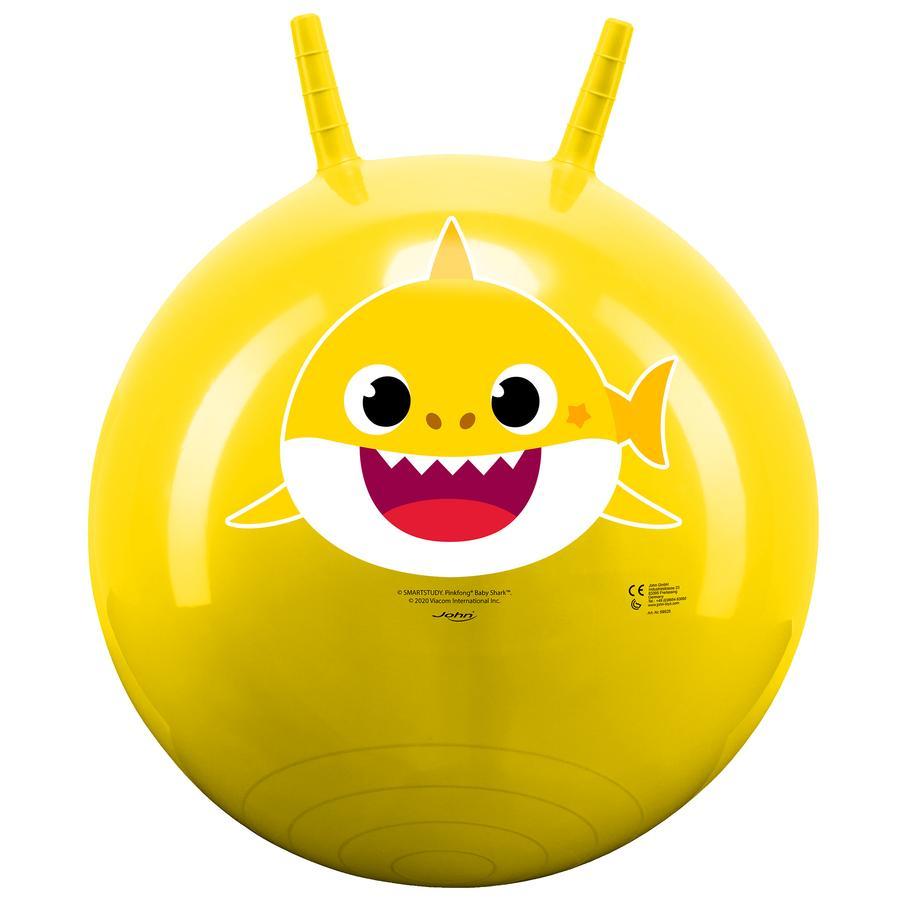 John® skákací míč Baby Shark, 45 - 50 cm
