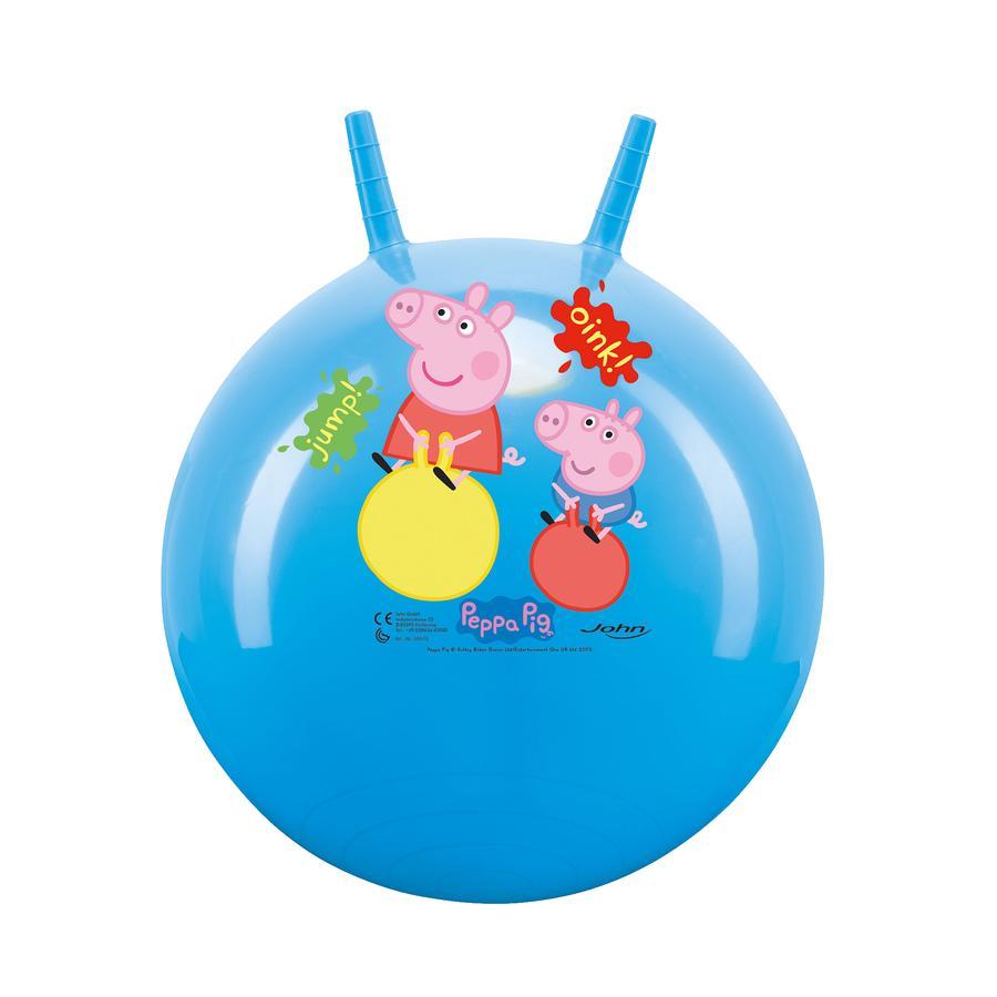 John® skákací míč Prasátko Peppa, 45 - 50 cm