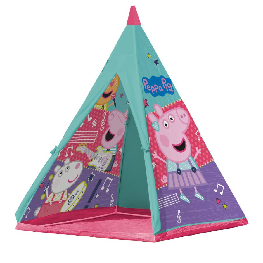 John® Tipi Tent Peppa Pig