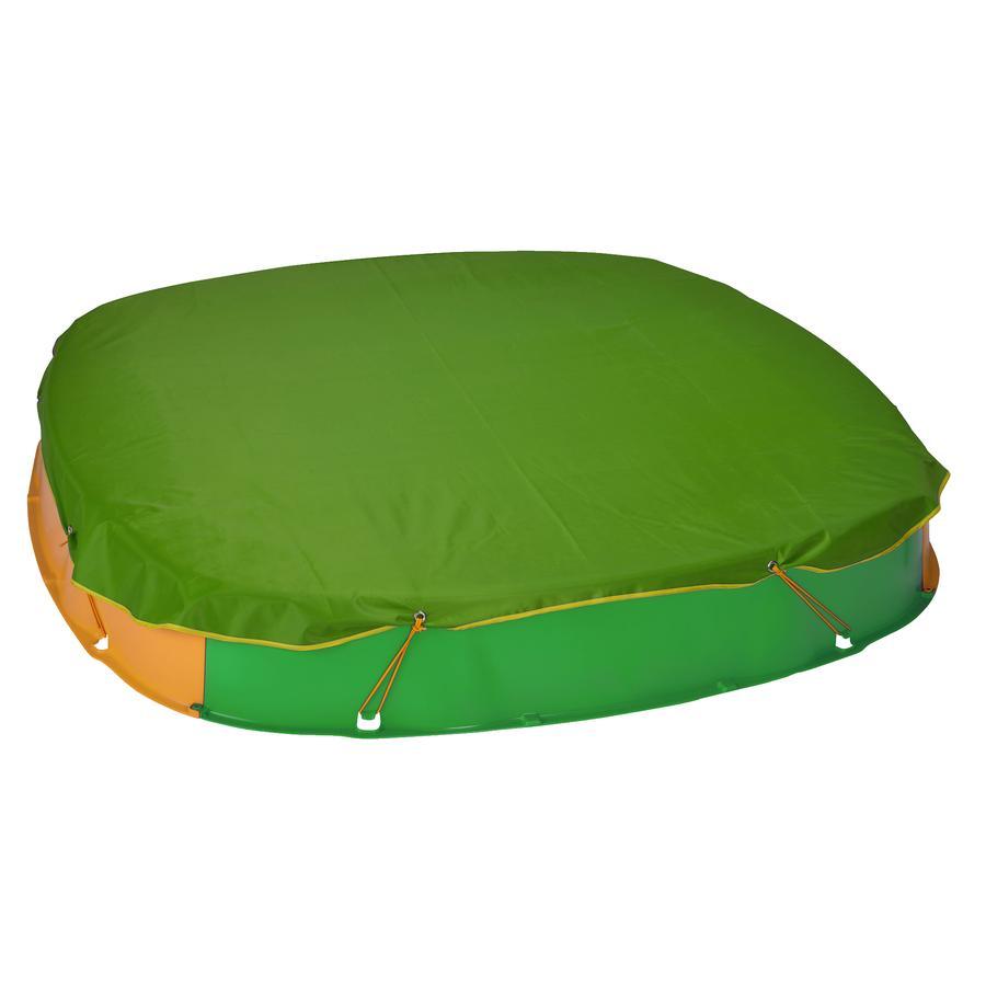 John® Sand box cover grøn, plastik sand box