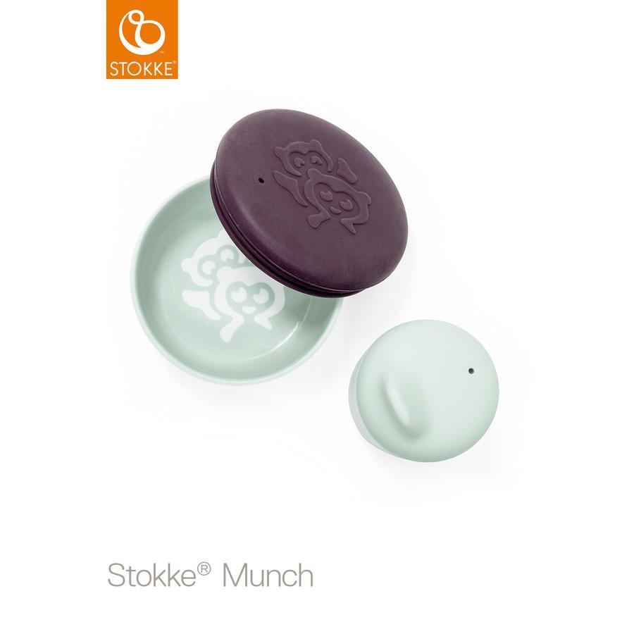 STOKKE® Starter-Set Munch Snack Pack Soft Mint ab dem 1. Jahr