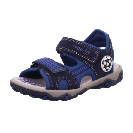 superfit Boys Sandale Mike 3.0 blau (mittel)