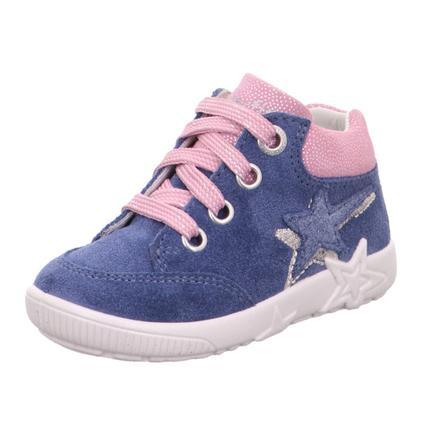 superfit  Girls Lage schoenster light blauw/roze (medium)