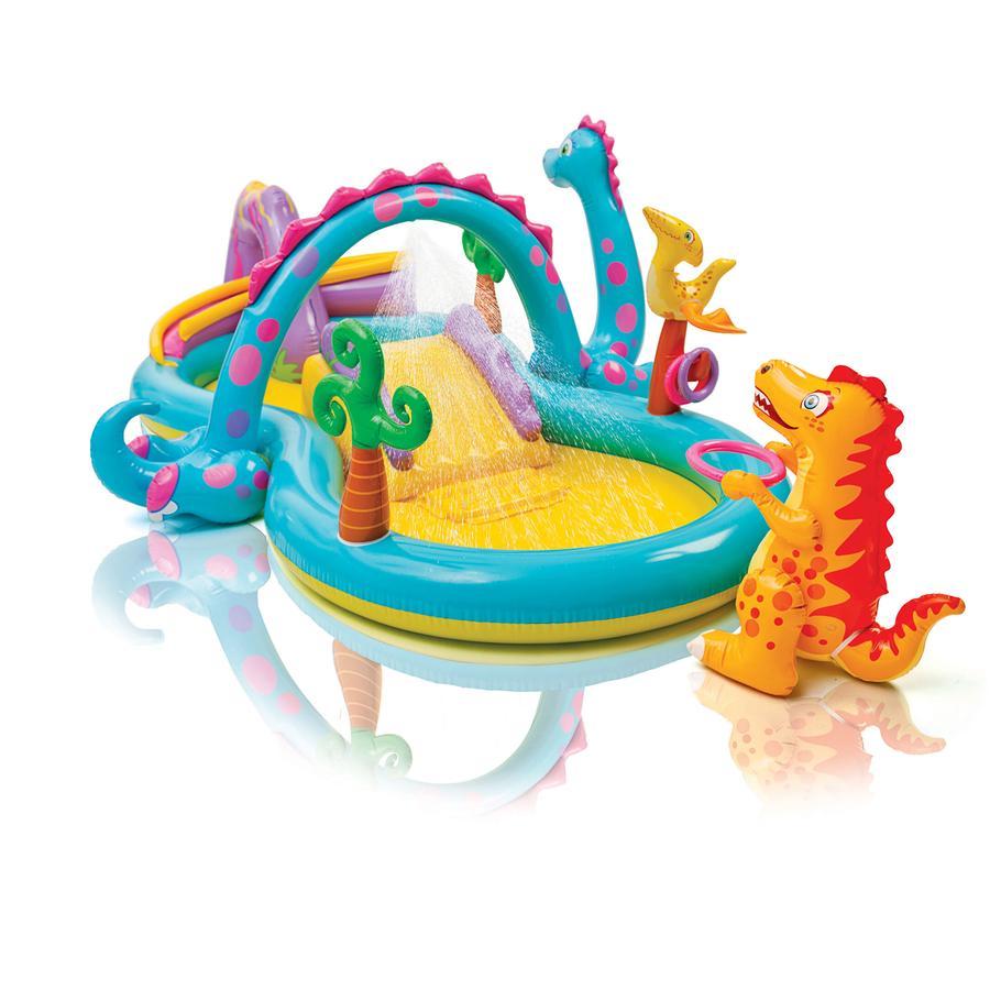 INTEX® Pool/Planschbecken - Playcenter Dinoland - 333 x 229 x 112 cm
