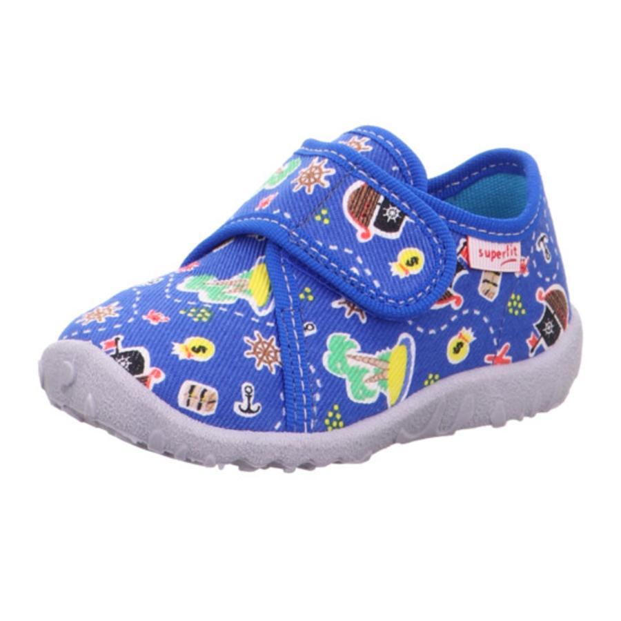 superfit  Pantofola Spotty Blue