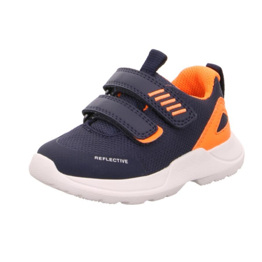 superfit Halbschuh Rush blau/orange