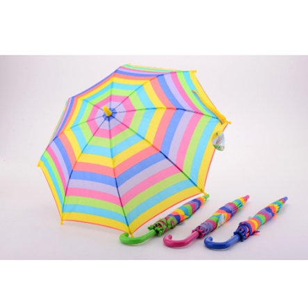 JOHNTOY Parapluie Arc-en-ciel, automatique