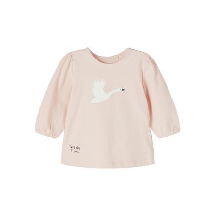name it Långärmad tröja NBFBONNIE Peach Whip