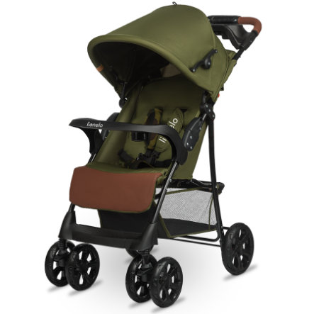 lionelo Buggy Emma Plus Forest Green