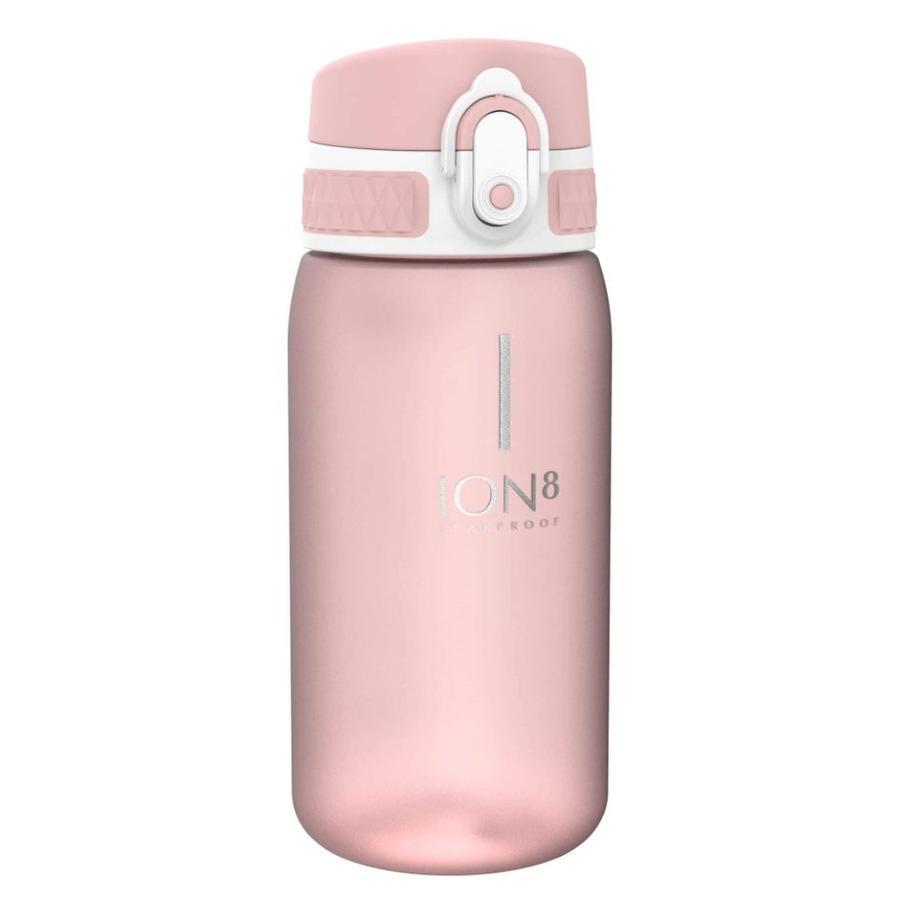 ion8 sølsikker drikkeflaske Beauty 350 ml Frosted Rose