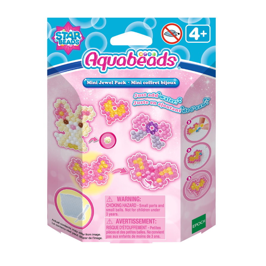 Aquabeads ® Mini set de bricolage