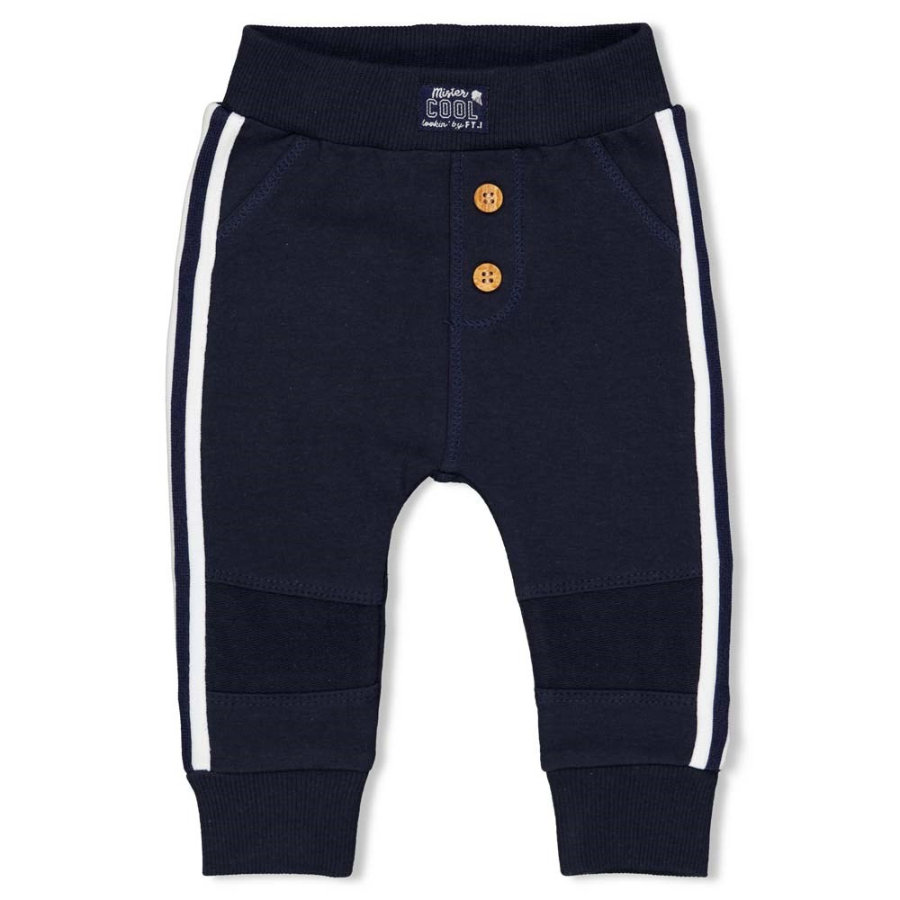 Feetje Pants Team Icecram marine