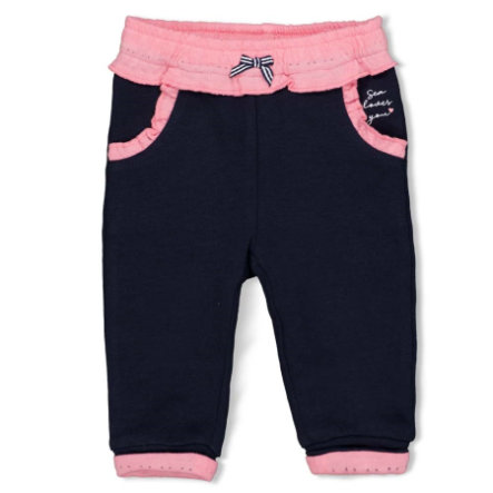 Feetje Pants seaside Kisses marine