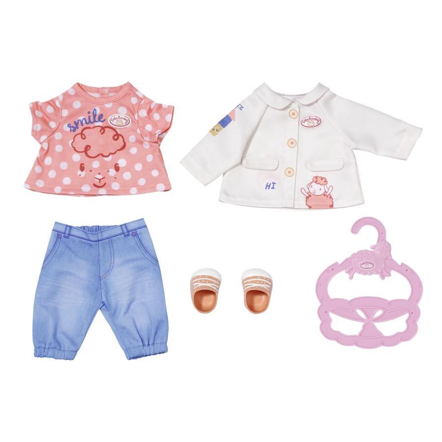 Zapf Creation Baby Annabell® Little Play antrekk 36 cm