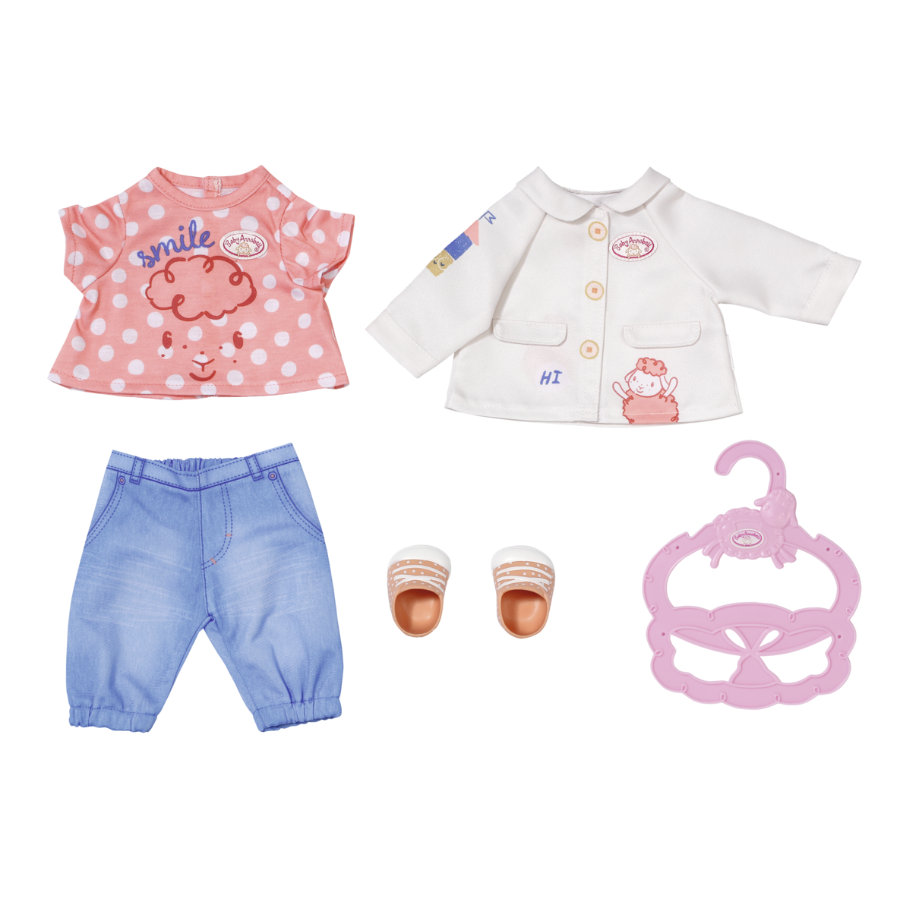 Zapf Creation Baby Annabell® Little Spieloutfit 36 cm