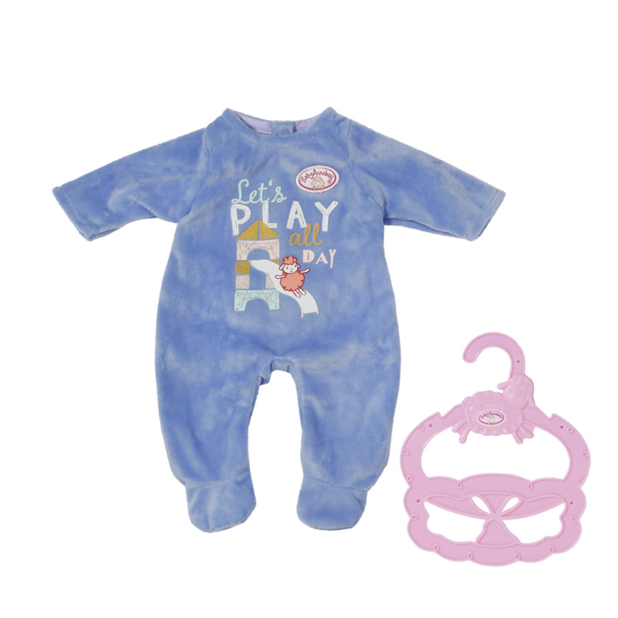 Zapf Creation Baby Annabell® Lille romper blå 36 cm