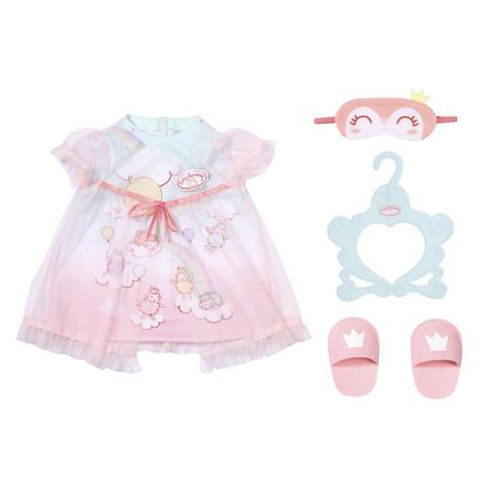 Zapf Creation Baby Annabell® Sweet Dreams sömnklänning 43 cm