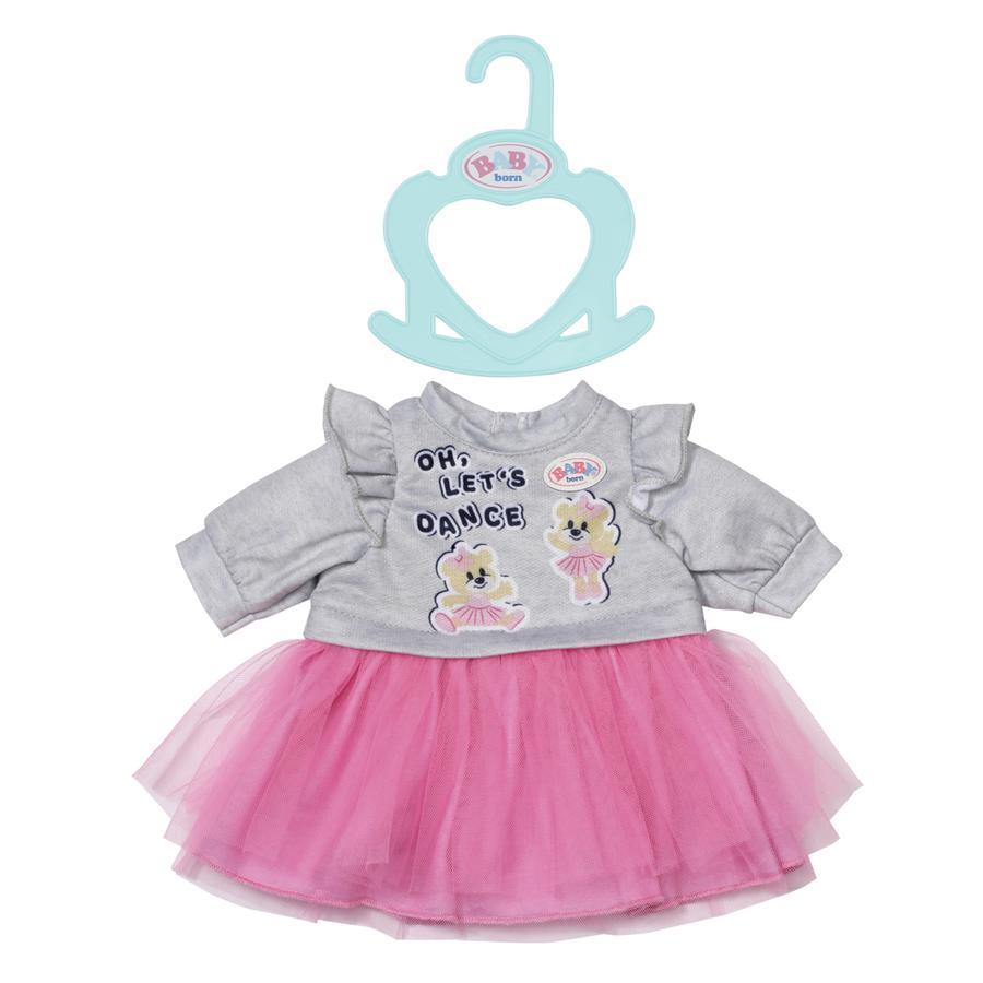 Zapf Creation  BABY born Little šaty růžové 36 cm