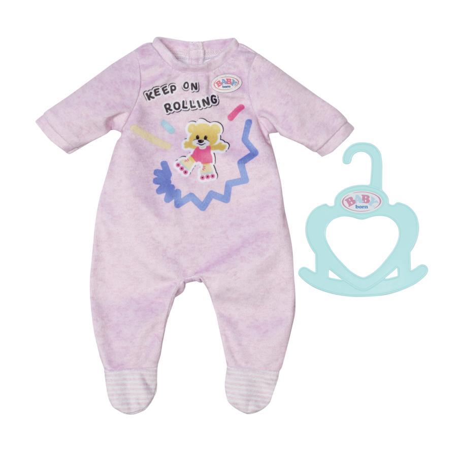 Zapf Creation BABY born Little Strampler rosa 36 cm