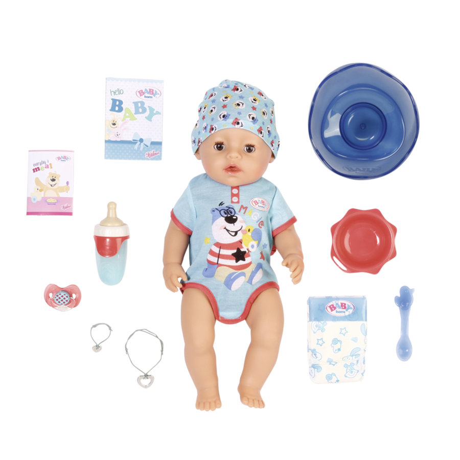 Zapf Creation BABY born Magic Boy 43 cm