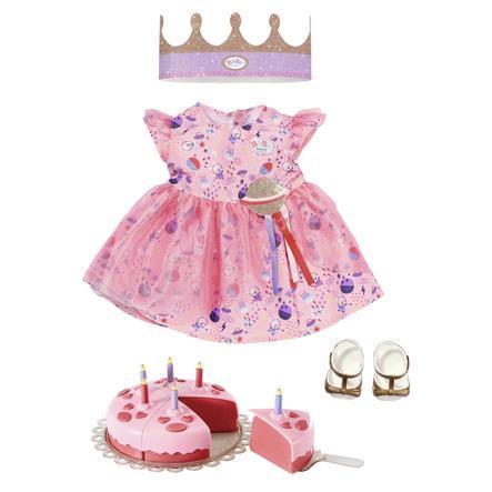 Zapf Creation BABY born Deluxe Happy Birthday Set 43 cm