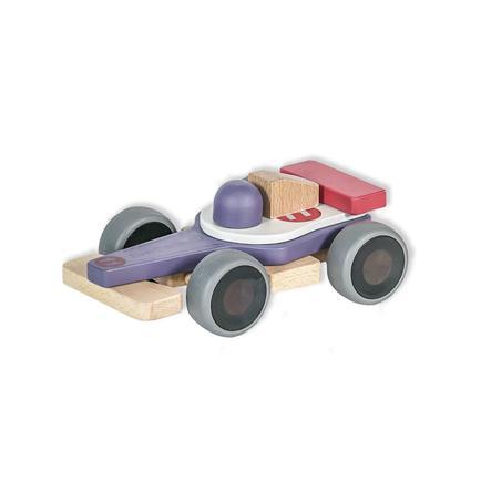 Ever Earth dřevěné závodní auto