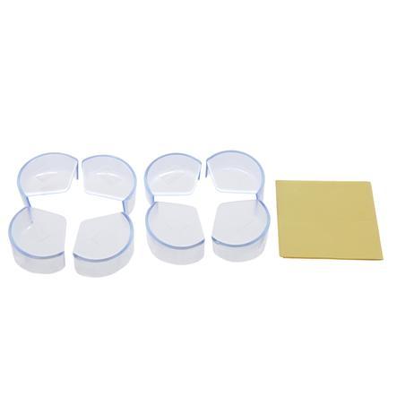 Dream baby® Hjørnebeskyttelseshetter 8 deler, gjennomsiktig