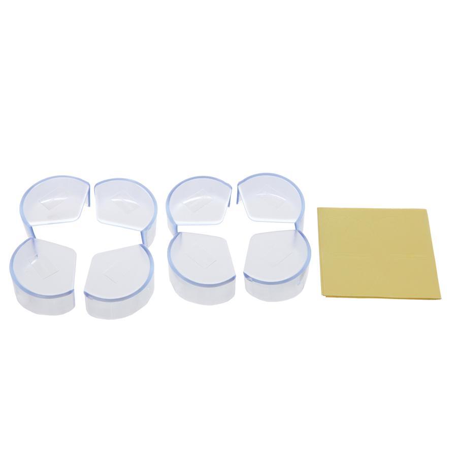 Dreambaby® Eckenschutzkappen 8 Stück, Transparent
