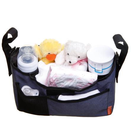 Dreambaby® Kinderwagen-Organizer, blue denim
