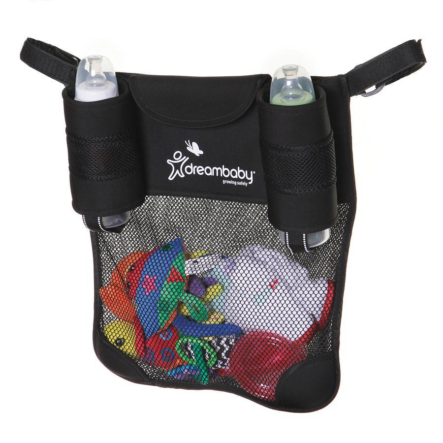 Dreambaby® Strollerbuddy® Organizer-Tasche, Schwarz