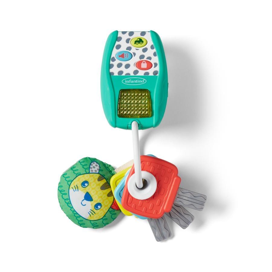 Infantino Sleutelhanger met licht en geluid