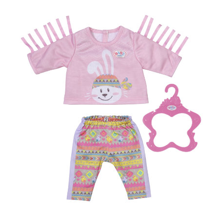 Zapf Creation BABY born Trendy Pullover Outfit 43 cm