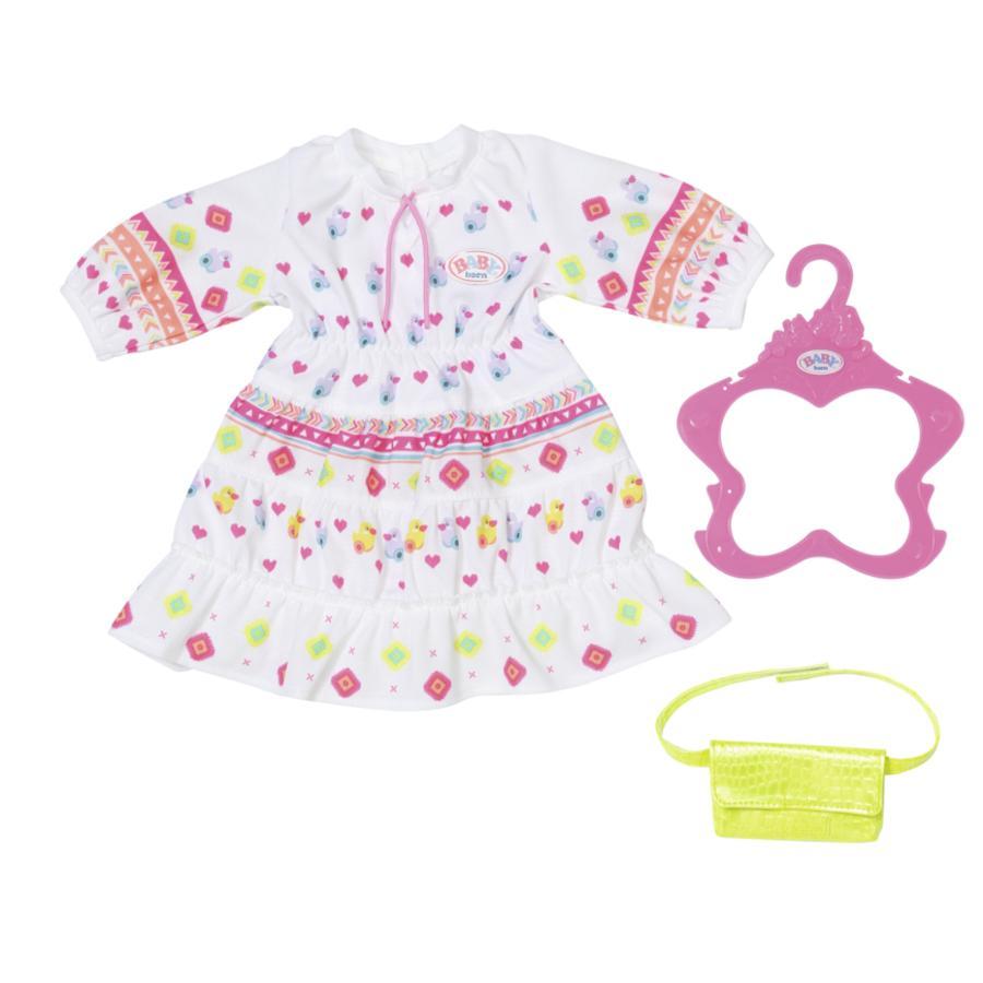Zapf Creation BABY born Trendy Boho Kleid 43 cm